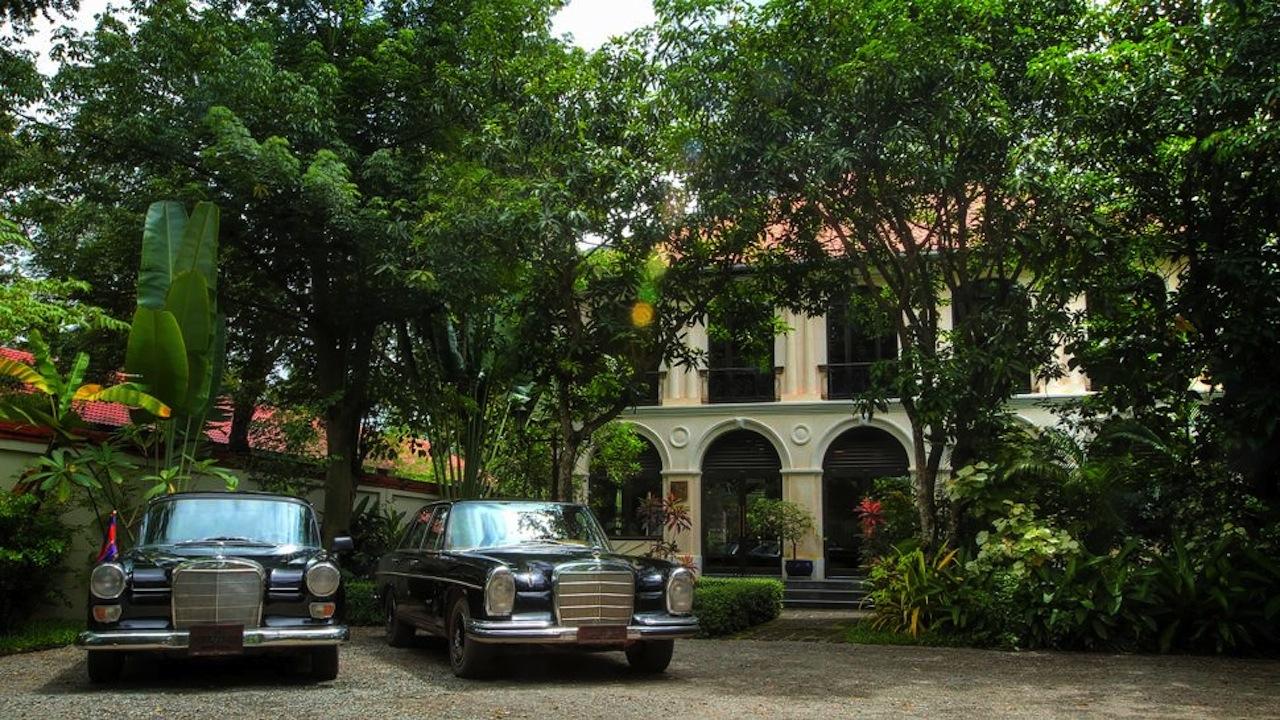Heritage Suites Hotel, Siem Reap - Facade